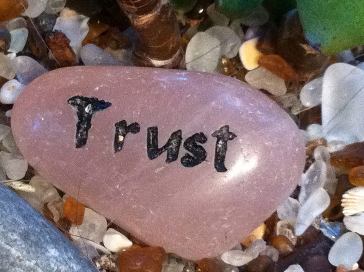 Cool Tool # 10: Trust Yourself