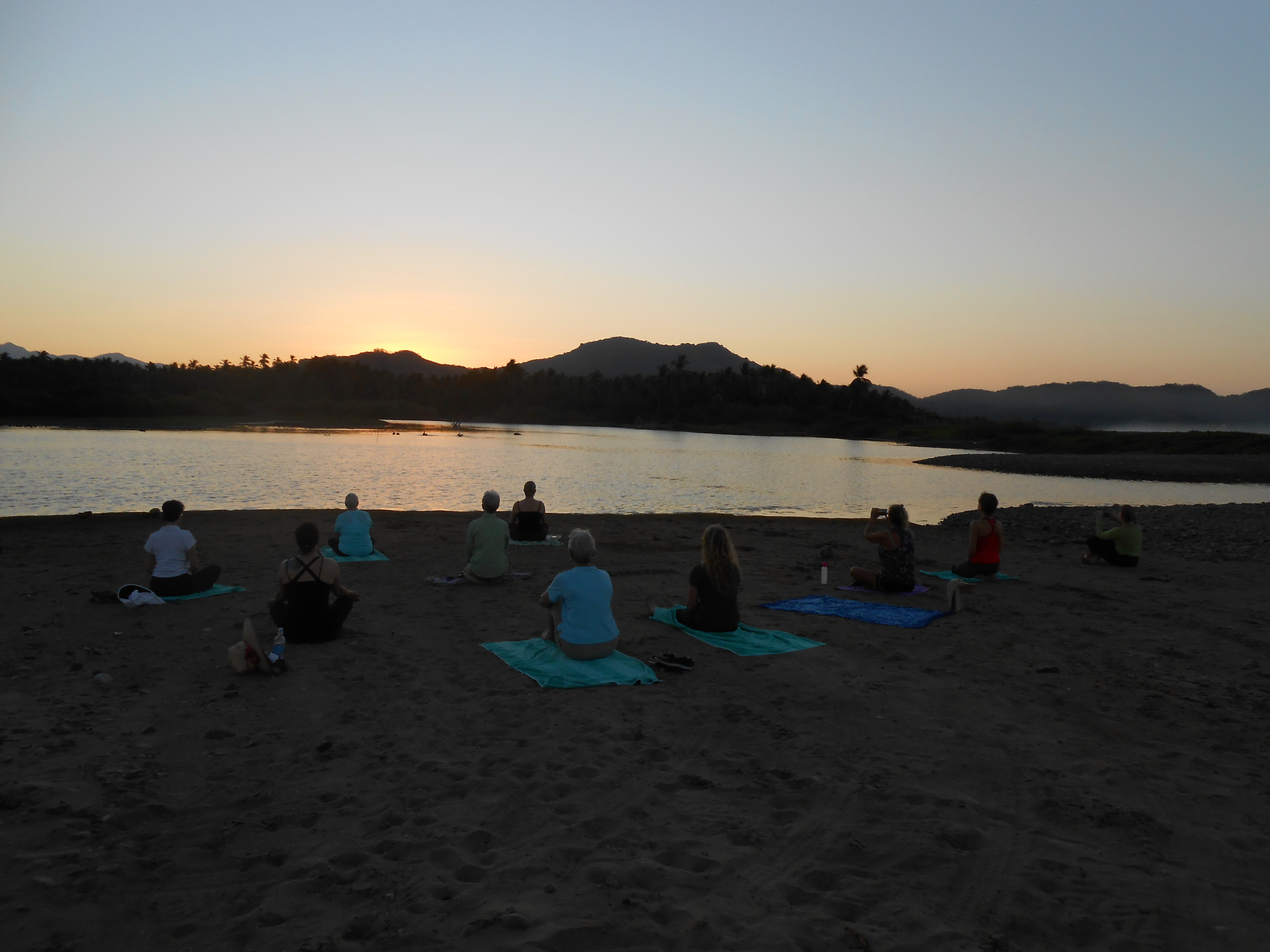 Business Stress Cool Tool #26: Pack Yoga