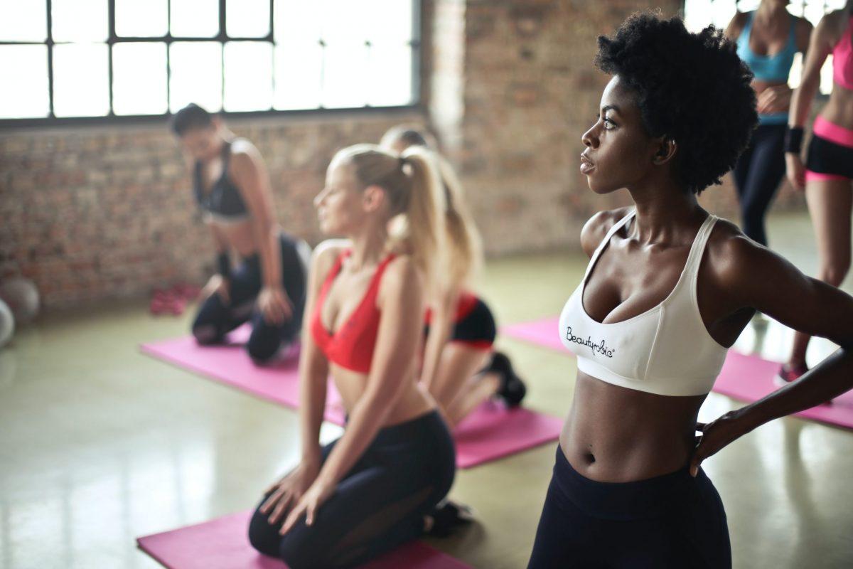 Yoga and racism